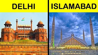 Delhi vs Islamabad Full city comparison UNBIASED 2018 | Islamabad vs Delhi