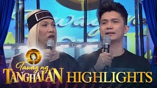 Tawag ng Tanghalan: Vhong expresses his frustation to Vice Ganda