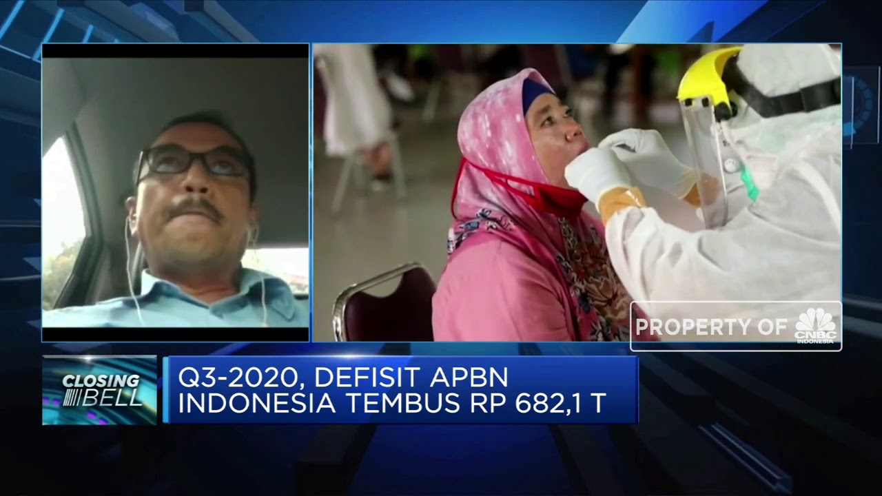 Fadhil Hasan: Di Q3-2020, Ekonomi RI akan Terkontraksi 1% hingga 2%