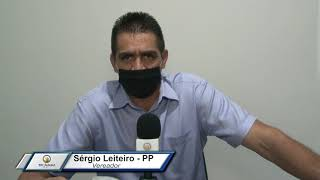 Expediente Oral 14ª S.Ordinária - Sergio Leiteiro