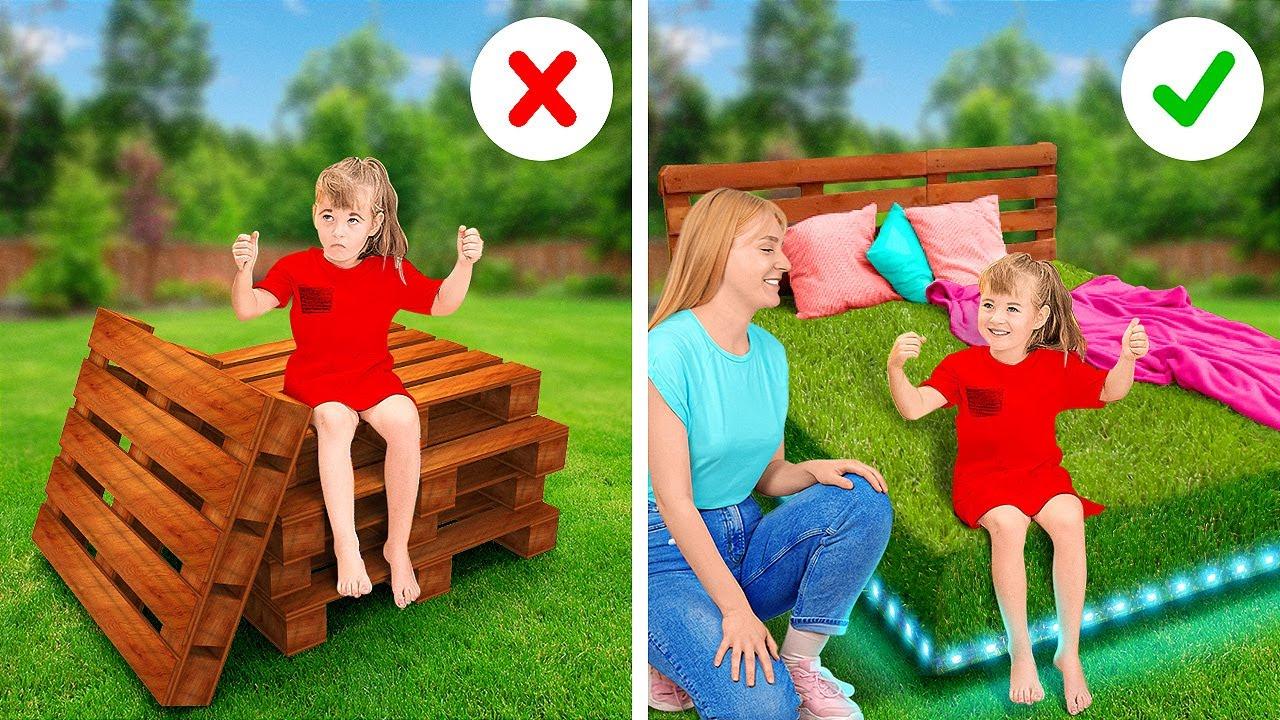 AMAZING BACKYARD DECOR IDEAS || How to Upgrade Your Backyard