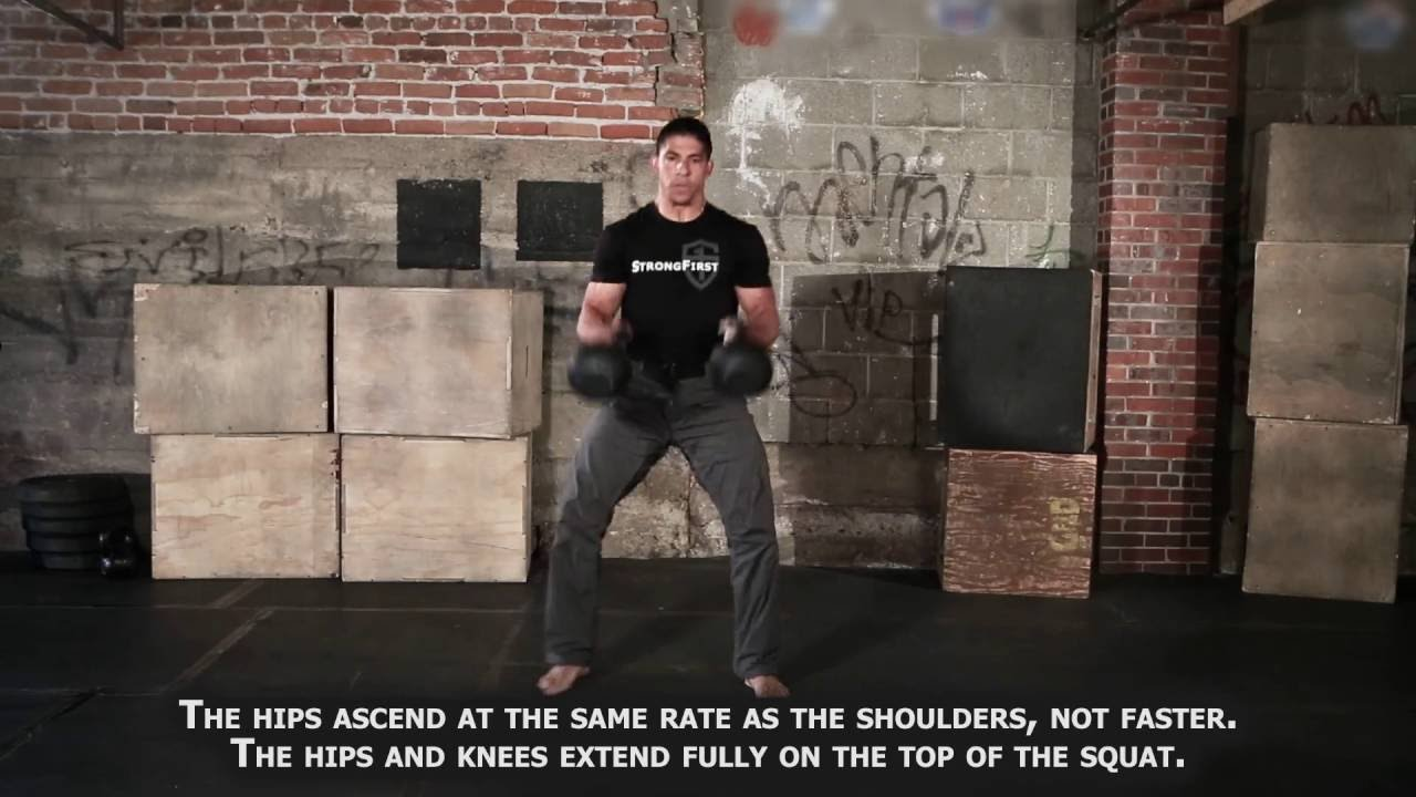 Download StrongFirst: SFG Level I Kettlebell Technique Testing Standards