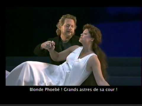 Les Troyens - Susan Graham - Duo: Didon Enée: Nuit D'ivresse