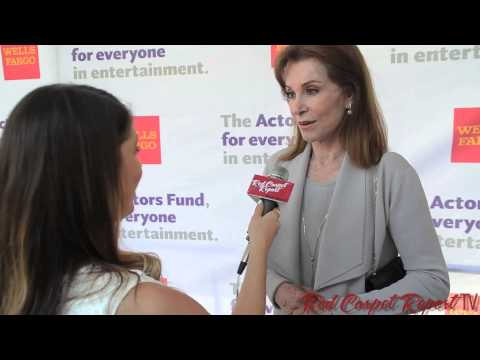 Stefanie Powers at the Actors Fund 18th Annual #TonyAwards Viewing Party #ActorsFundLA