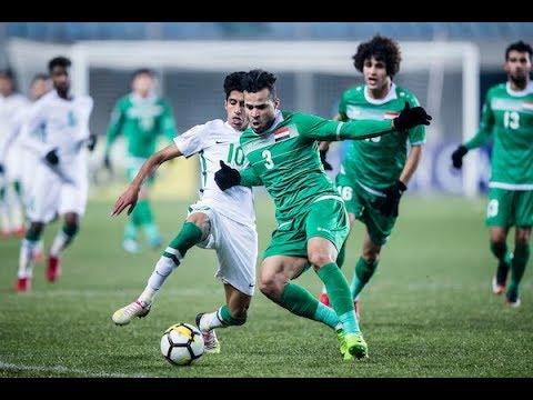 Video: U23 Ảrập Xêút vs U23 Iraq