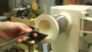 Part 3 Of 3 - Woodturning: Can I Do It With Carbide