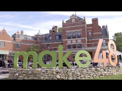 The Kansas City Art Institute Welcomes Make48 for a Second Season!