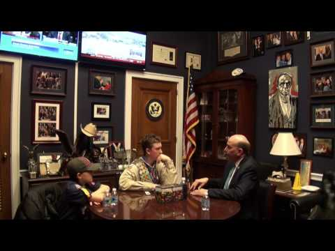 Interview with Congressman Louie Gohmert