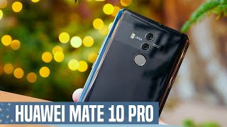 Huawei Mate 10 Pro REVIEW: el terminal chino MÁS PRO