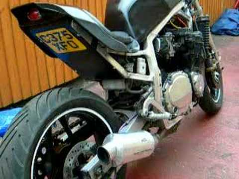 Gsxr 750 Streetfighter For Sale On Ebay Now Youtube