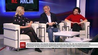 Redakcja - Ewa Ivanova, Agata Szczęśniak, Michał Broniatowski - 25.11.2018