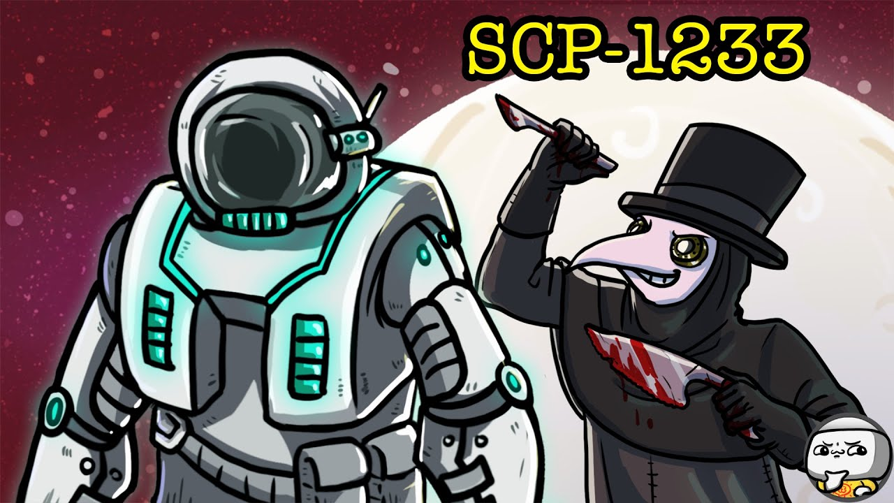 The Lunatic SCP-1233 ft. Plague Doctor SCP-049 (SCP Animation)