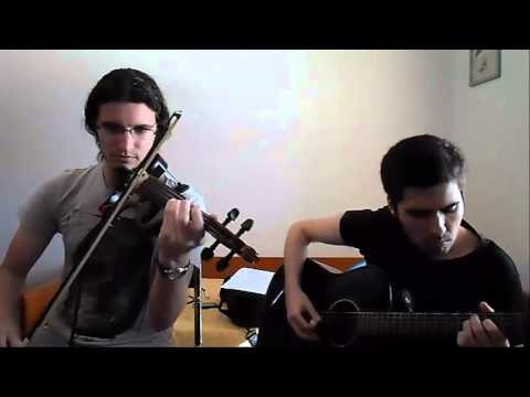 Incubus - I Miss You (Acoustic and Violin Cover)