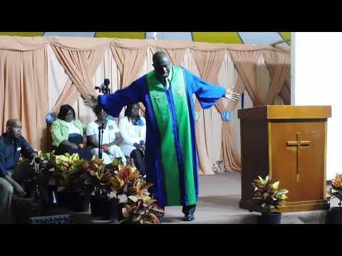 Good News Gospel Explosion: Pastor Claudius C. Morgan Sunday 20th May, 2018 (4)
