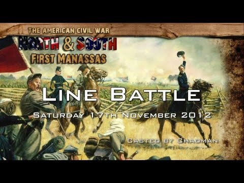 Mount and Blade Line Battle - North & South Mod - Saturday Event (17-11-2012)
