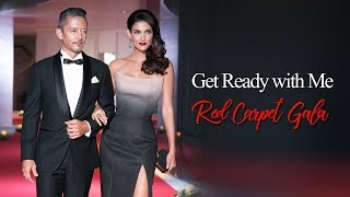 Get Ready with Me - Red Carpet Gala
