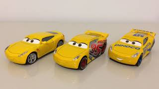 Mattel Disney Cars 3 Rust-eze Cruz Ramirez Die-cast Review