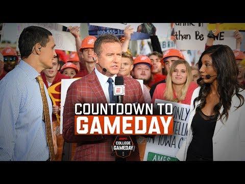 Countdown To GameDay: Week 4, Notre Dame Vs. Georgia   ESPN College Football