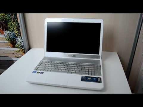 Знакомство с ноутбуком ASUS N55Sf