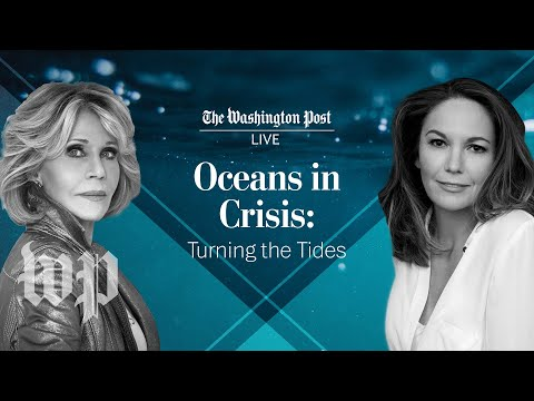 Jane Fonda, Diane Lane and other advocates discuss the impact of climate change on our oceans