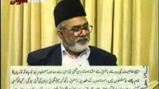 Reply to Allegations- Dreams & Visions of The Promised Messiah(as)- Part 1 (Urdu)