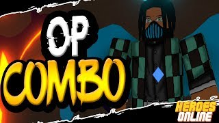 New Quirk Coming Soon! | OP Legendary Combo | Heroes Online in Roblox | iBeMaine
