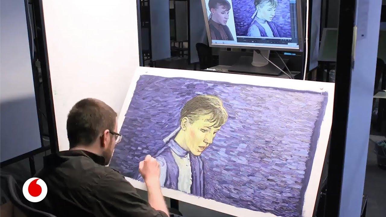 'Loving Vincent', 65.000 cuadros de Van Gogh para hacer una película