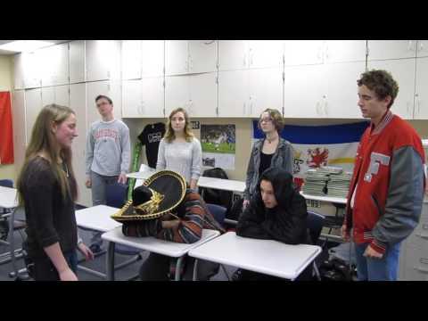 Wer hat es getan? | Fishers High School AP Deutsch Klasse