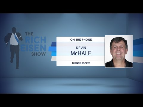 Basketball HOFer Kevin McHale Talks NBA & More - 11/12/16