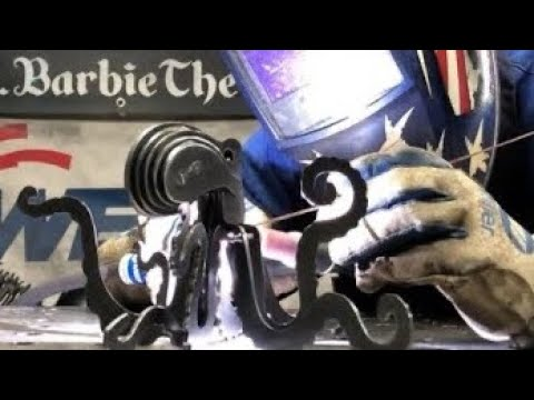 How To Weld An Octopus Metal Art Welding Project Sculpture Kit Barbie The Welder Kraken Ocean Sea