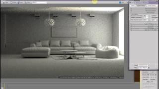уроки 3ds Max. Освещение сцены HDRi картой  CORONA RENDER