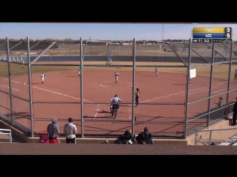 Lamar Community College vs. Trinidad State Junior College (Softball - Game 1)
