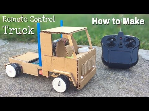 Download Youtube: How to Make Racing Truck that can Drift - Electric Remote Control Truck