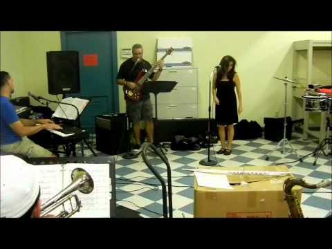 Latin Groove - Last Rehearsal August 2011