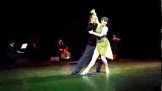 Solo Tango Orquesta, Aleksey Salienko and Ekaterina Nazarova, Malandraca, Moscow Planetango Festival