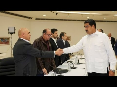 Venezuelan government frees five opposition politicians