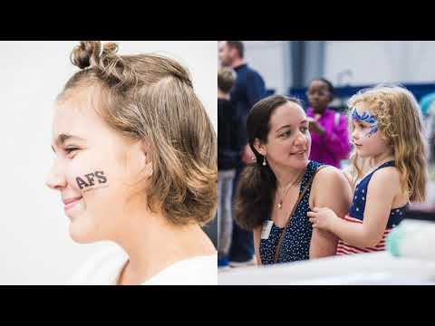 Abington Friends School 4th Annual Back to School BBQ and Athletics Center Grand Opening