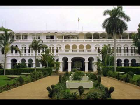 African presidential palaces and state houses