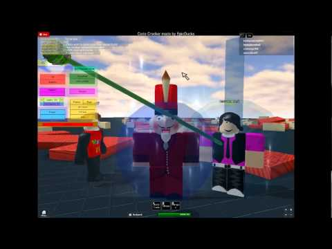 calvins roblox channel admin house (using commands) - YouTube