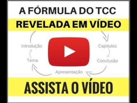 CURSO A FÓRMULA DO TCC NOTA 10