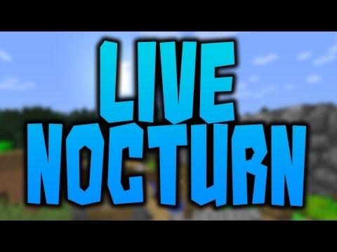 Gannicus joacă Minecraft - LIVE NOCTURN