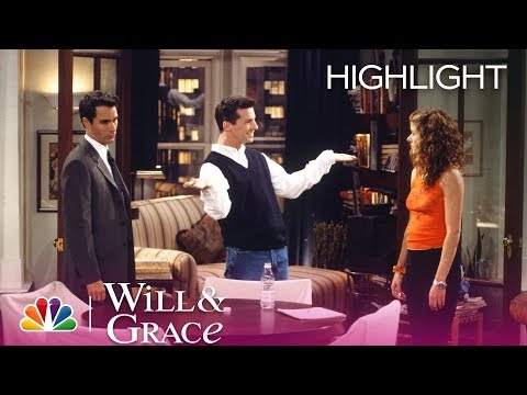 Will & Grace  Director James Burrows and Sean Hayes Talk Jack Entrances Highlight