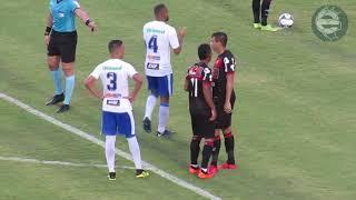 Vitória 1 X 3 São Bento. Melhores momentos (18/5/2019)