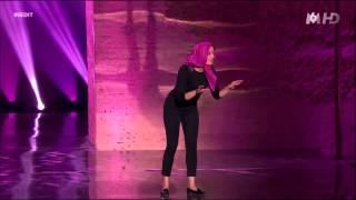 Nadia Roz au Marrakech du rire 2015