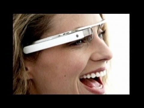 Zukunftstechnologie: Google-Brille statt