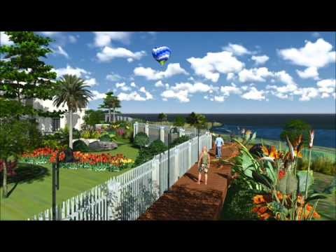 Pearl Marina 3D Fly Through