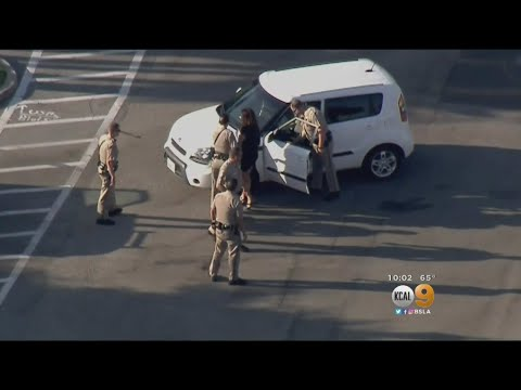 CHP Officials Explain Why Wild Chase Ended Rather Mild