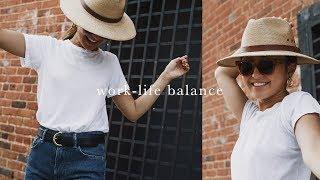 Work-Life Balance | September Vlog
