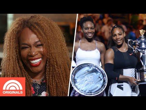 Serena & Venus Williams' Mom Shares Secret To Raising Strong Women | TODAY