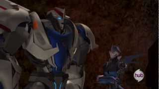 TFP: New Recruit : Smokescreen